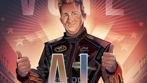 Sprint Fan Vote Top 10 Drivers: AJ Allmendinger