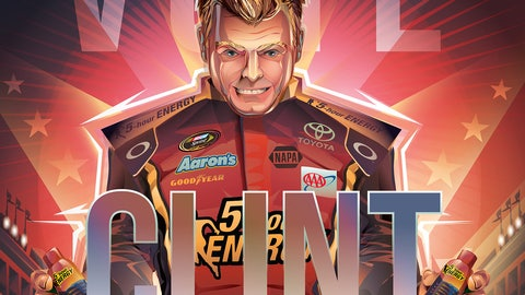 Sprint Fan Vote Top 10 Drivers: Clint Bowyer