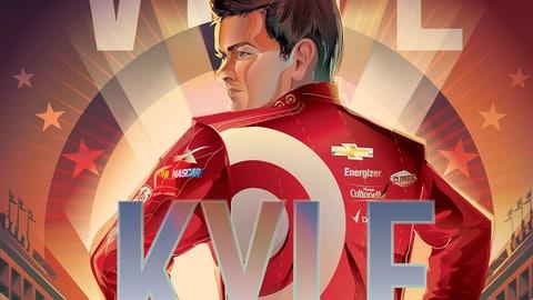 Sprint Fan Vote Top 10 Drivers: Kyle Larson