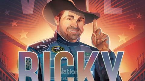 Sprint Fan Vote Top 10 Drivers: Ricky Stenhouse Jr.