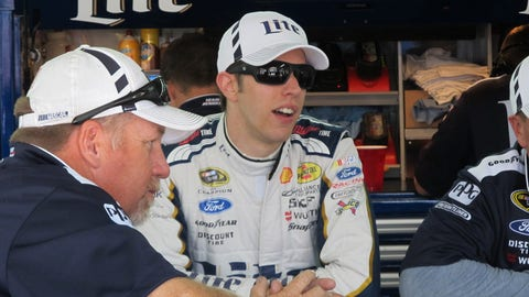 Photos: NASCAR Sprint All-Star Race garage pass
