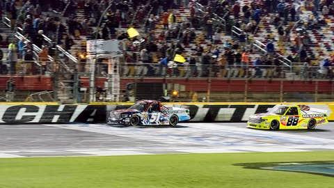 Photos: Fun-filled Friday at Charlotte Motor Speedway