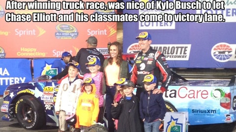 Photo Diary: @Nascarcasm at the NASCAR Sprint All-Star Race