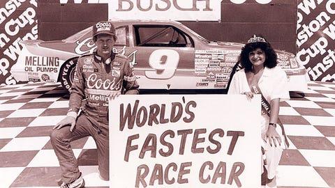 2015 NASCAR Hall of Fame Class: Bill Elliott
