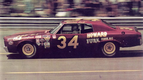 2015 NASCAR Hall of Fame Class: Wendell Scott
