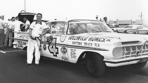 2015 NASCAR Hall of Fame Class: Rex White