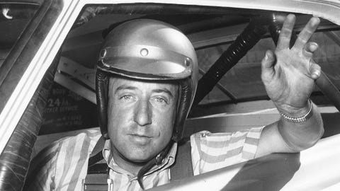 2015 NASCAR Hall of Fame Class: Rex White