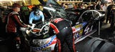 Double done: Kurt Busch's great day ends with frustrating night