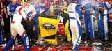 No weakness: Johnson, Knaus turn it around for big win