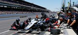Hardware time: Kurt Busch wins Indy 500 Rookie of the Year Award