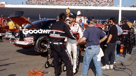 Trouble for The Intimidator