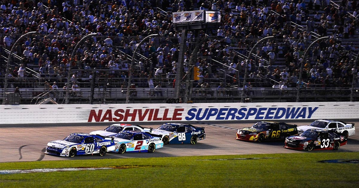 Dover Motorsports agrees to sell Nashville Superspeedway | FOX Sports