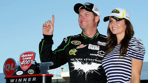 Why Dale Earnhardt Jr. loves Michigan