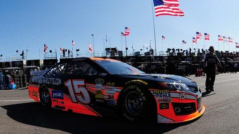 Photos: Pocono Raceway paint schemes