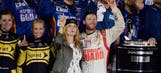 Want to know why Dale Jr. is happy? It's the sum of all the parts