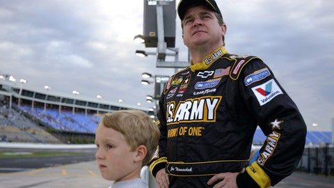 Looking back at NASCAR dads