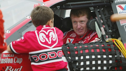 Looking back at NASCAR dads