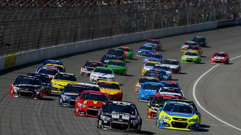 Studs and Duds: Michigan International Speedway