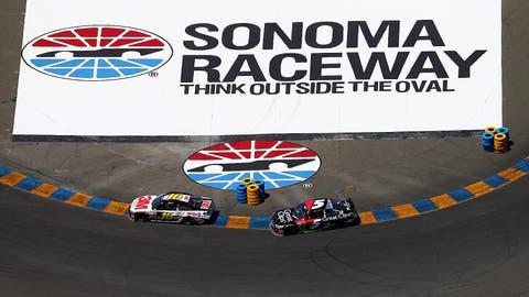 STUD: SONOMA RACEWAY