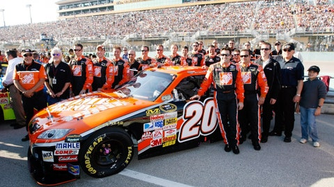 Home Depot through the years in NASCAR