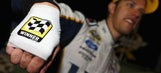 Kentucky Winner's Weekend: Keselowski 'should have stuck to beer!'