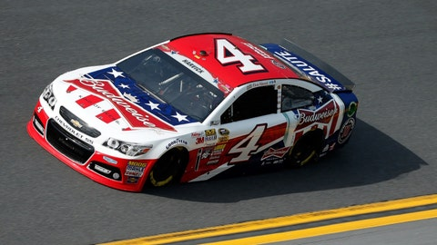 Fourth of July photos: NASCAR's most patriotic paint schemes