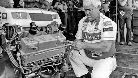 Ingenuity in NASCAR