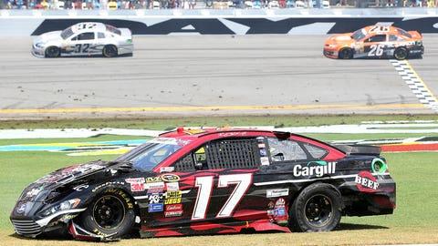 Daytona Crash No. 1