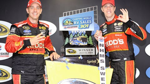 Studs 'N' Duds: Who flourished and who laid an egg at New Hampshire?