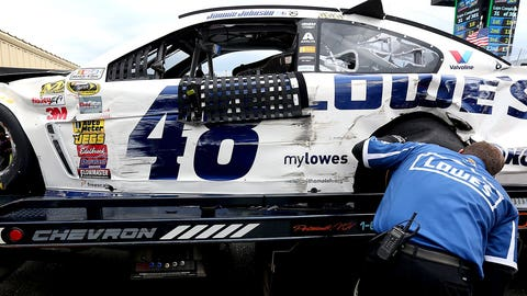 DUD: JIMMIE JOHNSON