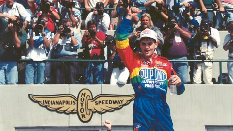 STUD: JEFF GORDON