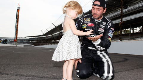 STUD & DUD: JIMMIE JOHNSON
