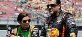 Danica Patrick doesn't like being interrupted … ask Tony Stewart