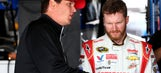 No more cheerleader? Junior not looking for clone of Steve Letarte