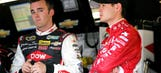 Chasing history: Dillon, Larson in position to reach Chase as rookies