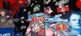 Report: NASCAR fan has $20k worth of memorabilia stolen from house