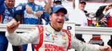Get out the broom: Earnhardt Jr. completes season sweep (VIDEO)
