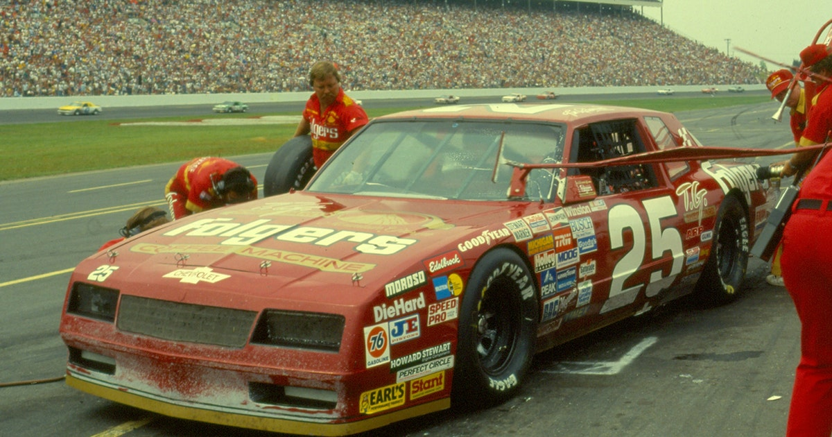Falcons Vs Cowboys 2014 >> What might have been: The legend of Tim Richmond vs. Dale Earnhardt | FOX Sports