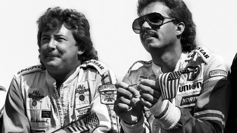 Photos: Remembering the life of Tim Richmond
