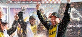 Road warrior: Marcos Ambrose wins NNS race at The Glen again (VIDEO)