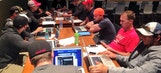 Dale Earnhardt Jr. hosts star-studded fantasy football draft