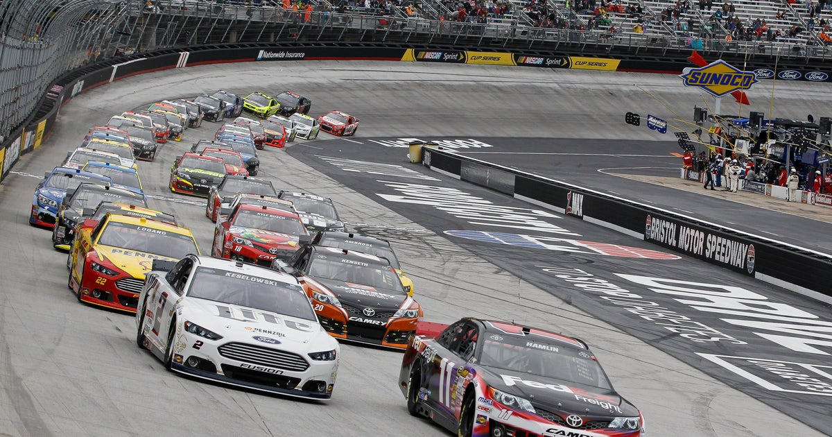 Friday Nascar Notebook Bristol Gets New Spring Date For