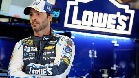 STUD: JIMMIE JOHNSON