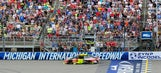 Cup teams return to MIS as NASCAR seeks to alleviate aero push