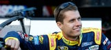 David Ragan adjusting to life as a new dad — one outfit at a time