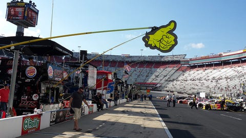 Sights & Sounds: Irwin Tools Night Race at Bristol Motor Speedway