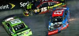 Kyle Busch's frustration leads to harsh words with crew chief