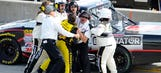 Put 'em up: Looking back at the wild 2013 Mosport truck race