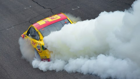 HOT: JOEY LOGANO