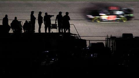 Photos: Racing under the lights at Atlanta Motor Speedway